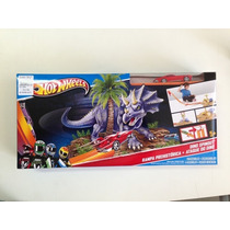 Pista Hot Wheels Prestorica - Mattel