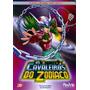 Dvd Os Cavaleiros Do Zodíaco Vol.04 Santuário Novo Original
