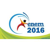 Apostila Exame Nacional Do Ensino Médio- Enem 2016