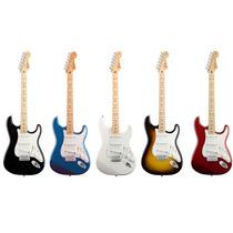Guitarra Fender Stratocaster Standard ( México )