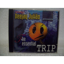 Cd Deejay Julião- The Essential Trip