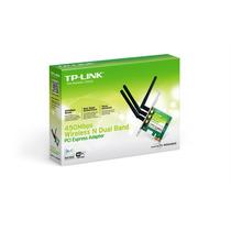 Adaptador Pci Tp-link Express Wireless N 450mbps Tl-wdn4800