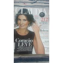 Revista Cláudia. Fatima Bernardes Giovana Antonelli . 2012