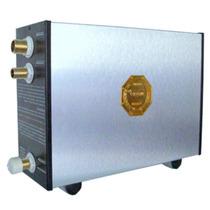Sauna Vapor Elétrica 14kw Inox - Comando Digital Impercap