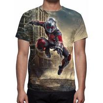 Camisa, Camiseta Guerra Civil - Homem Formiga