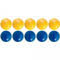 Jogo Bola Mata Mata Nacional 54 Mm - Sinuca Bilhar Snooker