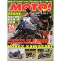 Moto! N°85 Suzuku Gsx-r 750 Bmw Rt 1150r Kawasaki Vulcan 175