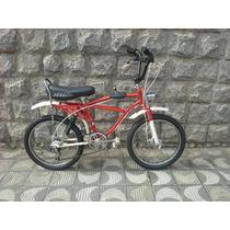 Bicicleta Bmx Atala Cross Italiana Aro 20 (n Monareta,caloi)