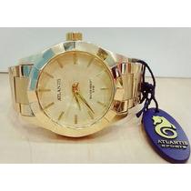 Relógio Atlantis Collor Feminino Original - Lançamentos
