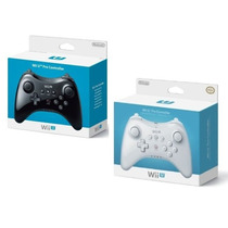 Controle Nintendo Wii U Pro Controller Original E-sedex 6,07