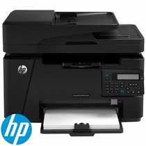 Impressora Hp Pro Mfp M127fn Multfuncional + Nf