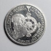 Rara Moeda Prata Da Alemanha Comemorativa 10 Marcos 1992