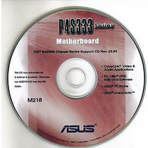 Cd Drivers Original Placa Mae Asus P4s333 Series