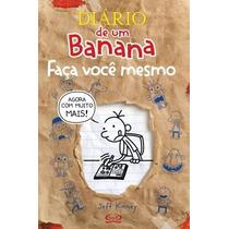 Diario De Um Banana - Faça Voce Mesmo Livro Kinney, Jeff