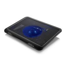 Suporte Notebook Com Cooler, Hub Usb E Led Ac263 Multilaser