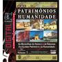 Dvd - Patrimônios Da Humanidade (12 Dvd's) + Frete Grátis!!!