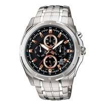 Relógio Casio Edifice Ef-328 D-1a5 Vidro Mineral Wr-100m M