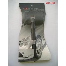 Haste Antena Teto Peugeot 206 207 208 307 308 408 Em Aço