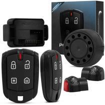 Alarme Automotivo Carro Pósitron Cyber Fx 330 Com Presença