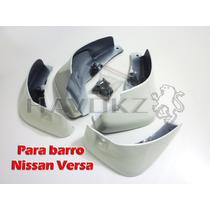 Para-barro (mud Flap) Nissan Versa