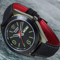 Relógio Detomaso Rovigo Black Green