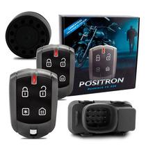 Alarme Automotivo P/ Motos Positron Duoblock Fx G7 Universal