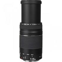 Lente Canon Ef 75-300mm F/4-5.6 Iii Tele Garantia