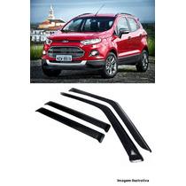 Jogo Calha De Chuva Ford Ecosport 2013 2014 2015 4 Portas