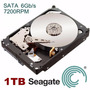 Hd Seagate Sata Interno 1 Terabyte 7200 Rpm + Frete Grátis