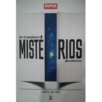 Livro - Os 11 Maiores Mistérios Do Universo - Frete Grátis