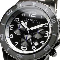 Relogio Marc Jacobs Mbm5025 Caixa 46mm Pronta Entrega Rj