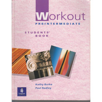 Workout (2 Vols) Pré-intermediate - Students Book + Workbook