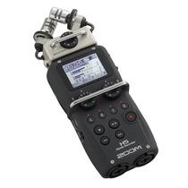 Gravador Digital De Áudio Zoom H5 Portátil