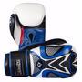 Luva De Boxe / Muay Thai Best Defense Practice Azul 1105
