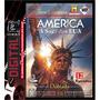 Dvd - América: A Saga Dos Eua (3 Dvd's) + Frete Grátis!!!