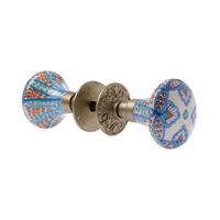 Maçaneta De Cerâmica Para Porta