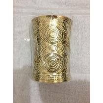 Bracelete Feminino - Cor Dourado Acobreado - Estilo Romano