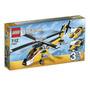 Lego Creator 3 Em 1 Veiculos Amarelos De Competição - 31023