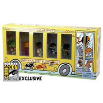 Dcu Tiny Titans Set - Exclusivo Sdcc 2012