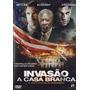 Dvd - Invasão A Casa Branca - Morgan Freeman - Lacrado