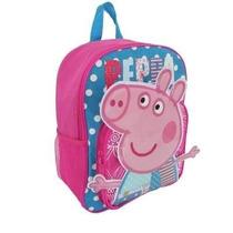 Mochila Bolsa Infantil Peppa Pig Pronta Entrega