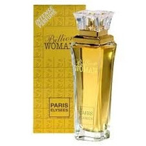 Perfume Billion Woman Paris Elysees - 100 Ml