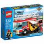 Lego City - Caminhão De Combate Ao Fogo - 60002
