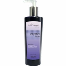 Left Hair Care - Fruit Therapy Crystal Blue Sham. Mati/ 250m