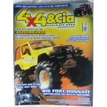 4x4 & Cia Nº156 Jul/06: Cj-5, Picape Gm 3.100 - Frete Grátis