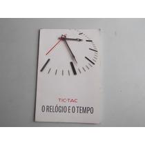 Livro Tic Tac O Relógio E O Tempo Frete Gratis