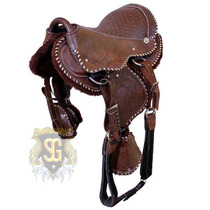 Sela Infantil Ponei Cavalo Couro Completa Preço Até Quarta!!