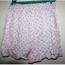 Shorts Florido Tamanho G Cód Rf246