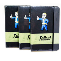 Livro Diário Fallout 4 Hardcover Ruled Journal Pit Boy Colec