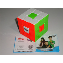 Cubo Mágico Profissional Cyclone Boys Colorido Stickless 3x3